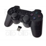 OTD PS3 Style Plug and Play Wireless 2.4GHz Zero Delay Controller